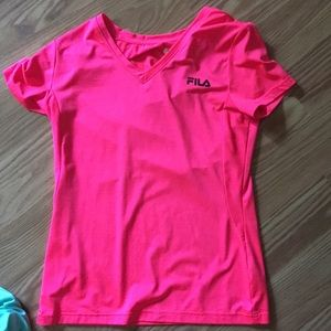 FILA athletic short sleeve